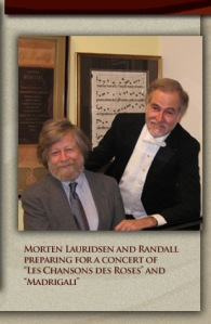 Stroope and Lauridsen