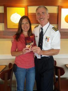 With Jennifer at Denny's 05-22-14